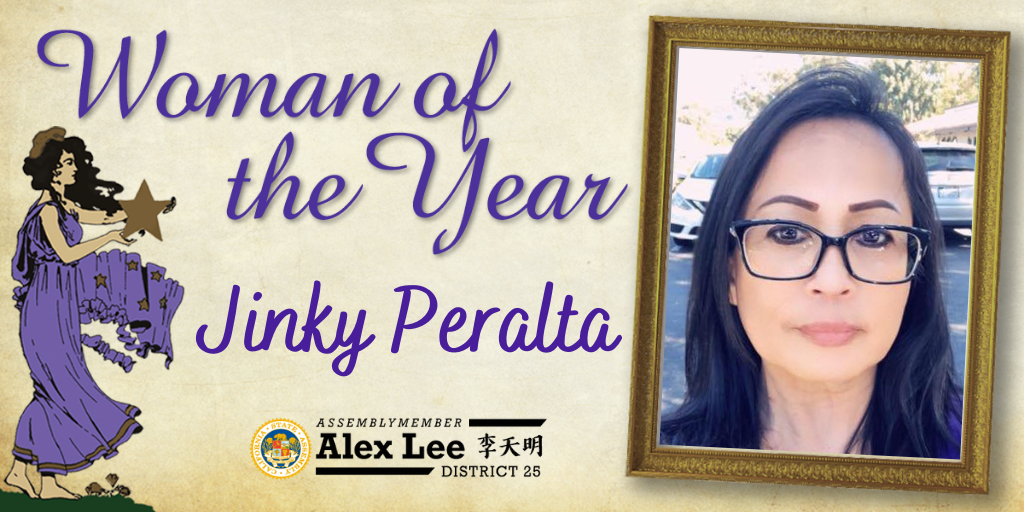 Jink Peralta: AD25 Woman of the Year
